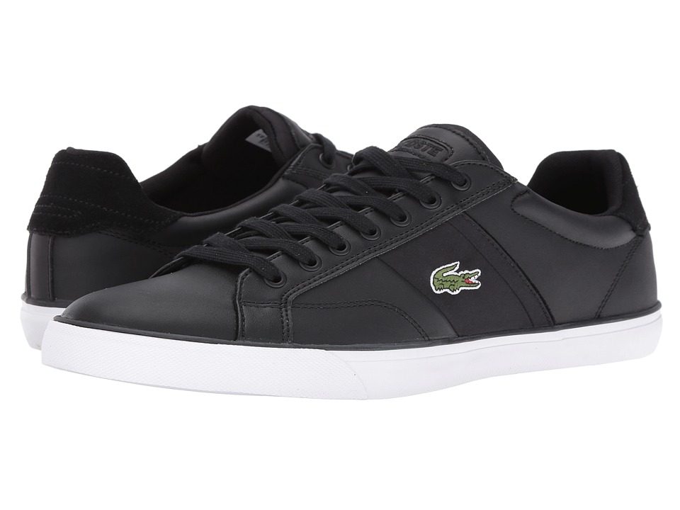 Lacoste - Fairlead 316 1 (Black) Men's Shoes