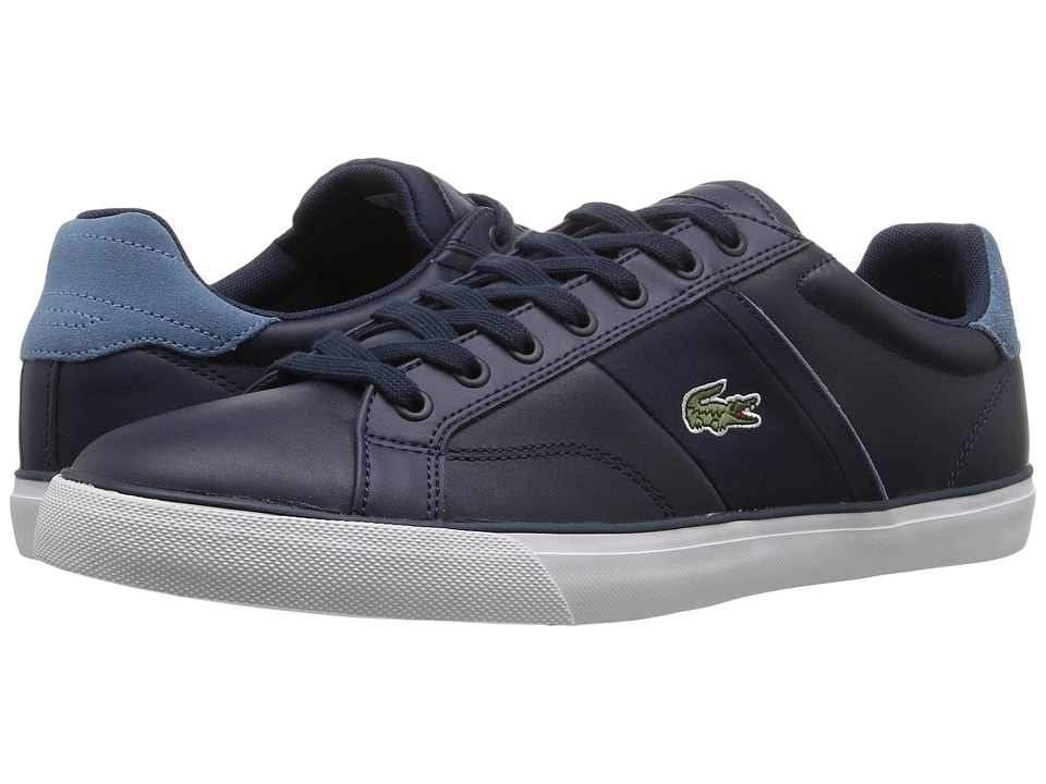 Lacoste - Fairlead 316 1 (Navy) Men's Shoes