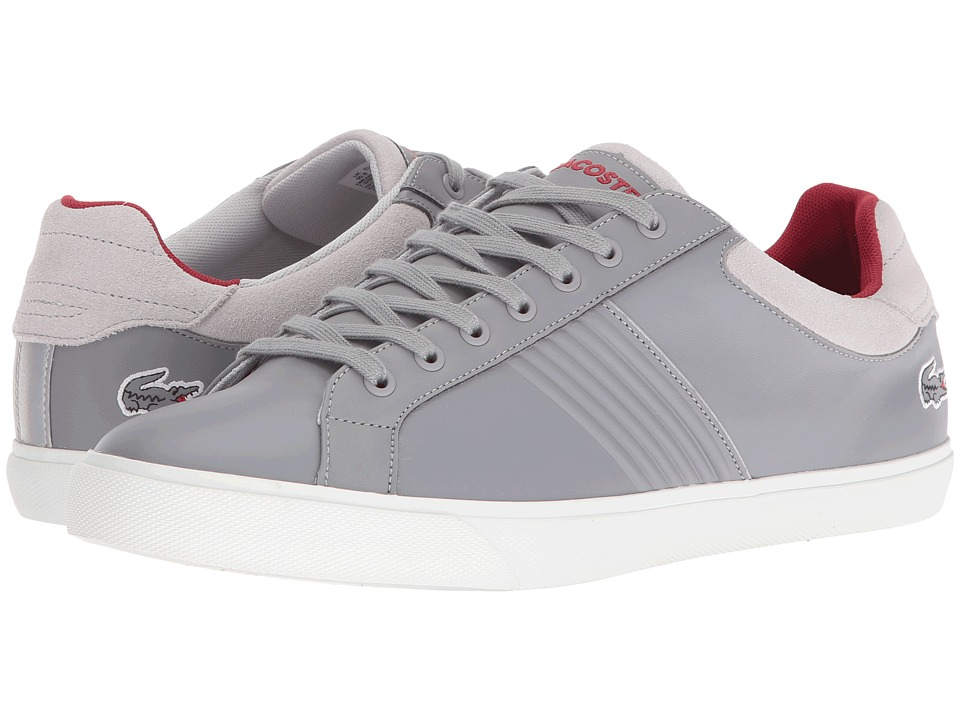 Lacoste - Fairlead 316 2 (Grey) Men's Shoes