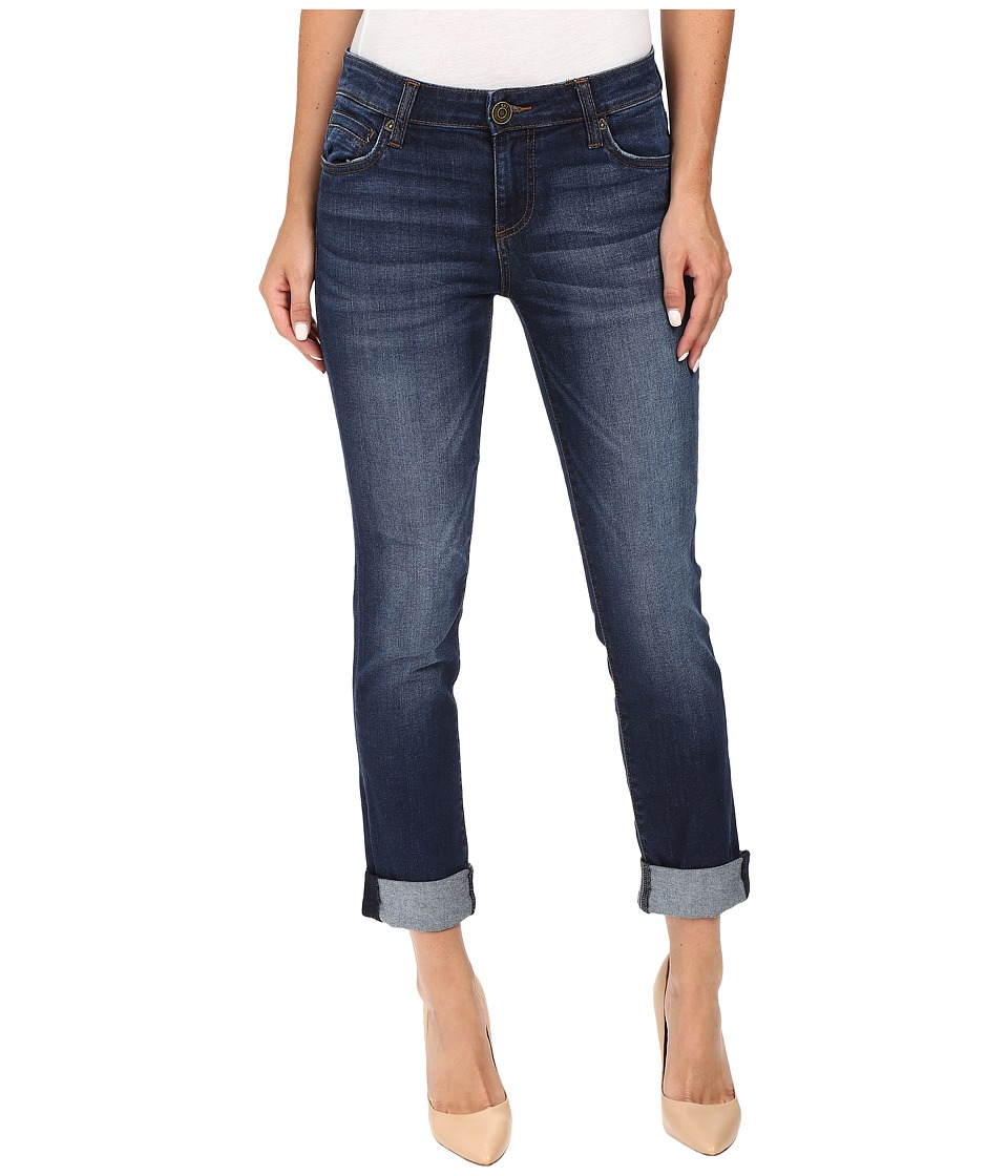 KUT from the Kloth - Katy Boyfriend in Palms (Palms) Women's Jeans
