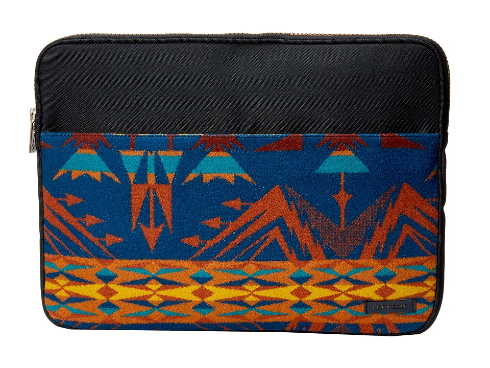 Pendleton - Laptop Pouch Large (Echo Peaks Blue) Travel Pouch