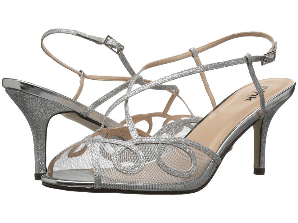Paradox London Pink - Imogen (Silver) High Heels