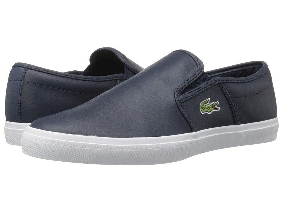 Lacoste Gazon 316 1 (Navy) Men