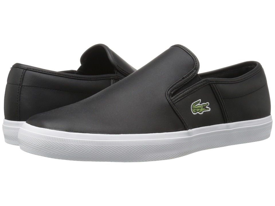 Lacoste Gazon 316 1 (Black) Men