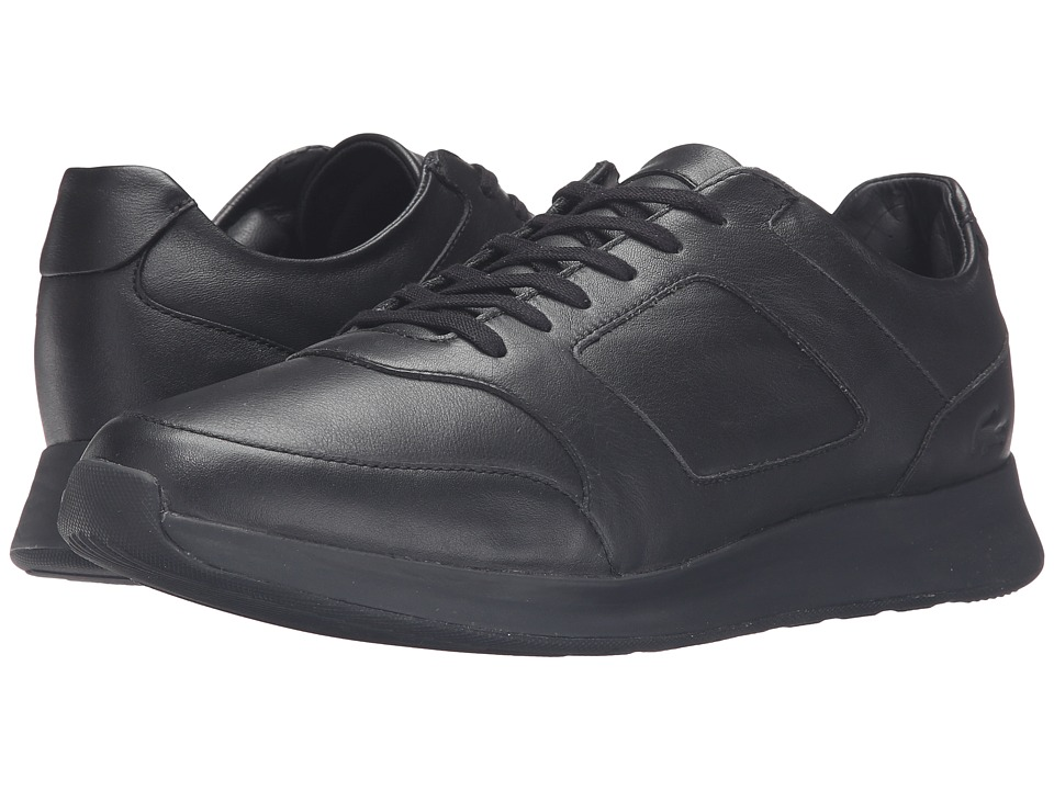 Lacoste - Joggeur 316 1 (Black) Men's Shoes
