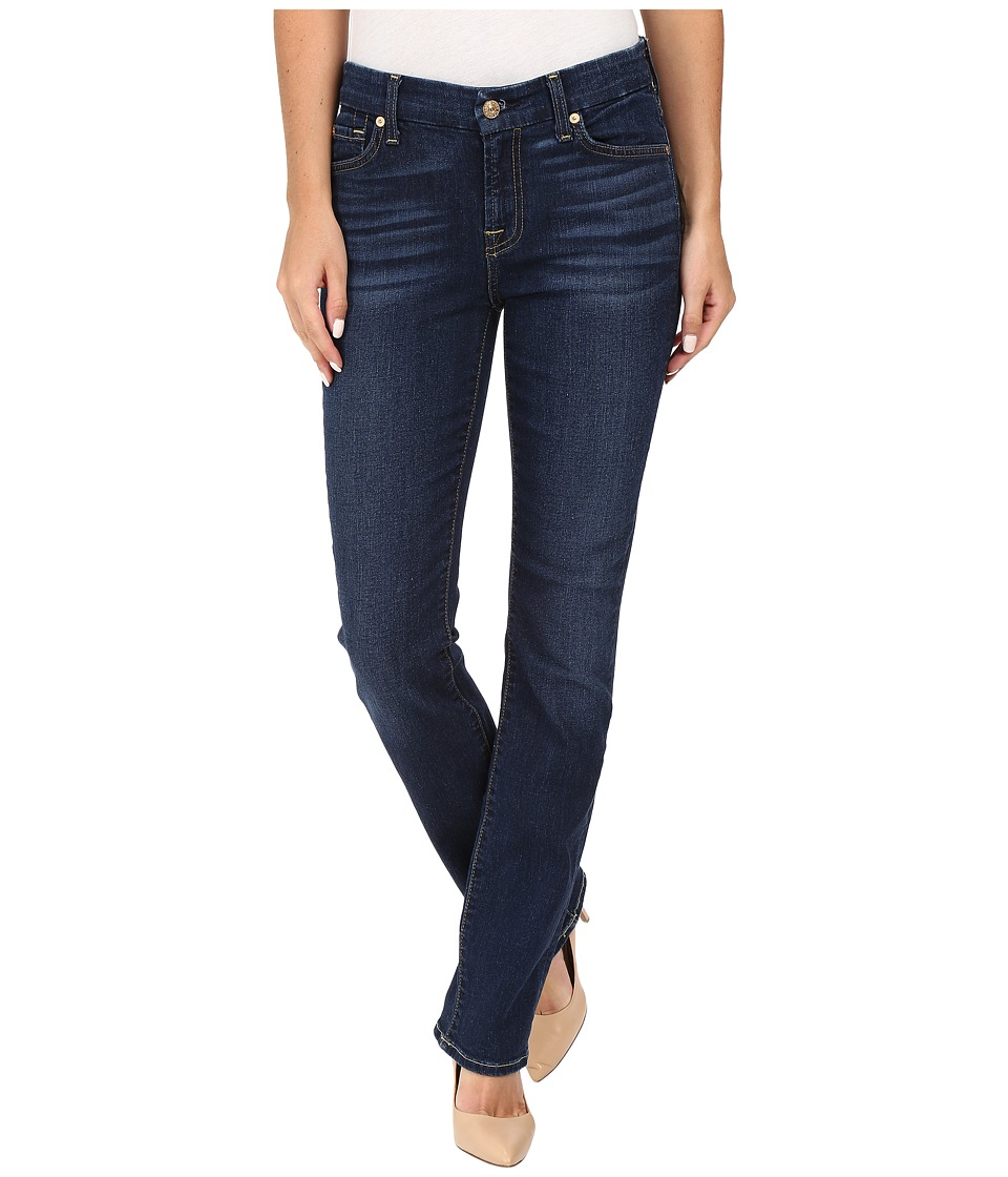 7 For All Mankind - Kimmie Straight in Buckingham Blue (Buckingham Blue) Women's Jeans