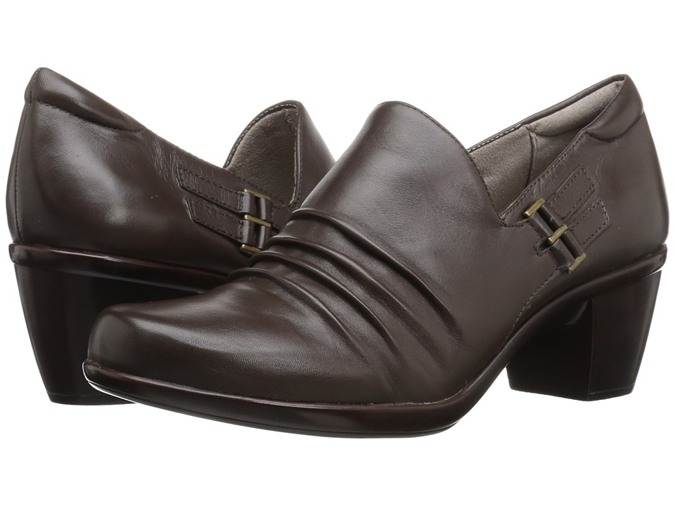 Naturalizer Elynn (Brown Leather) Women