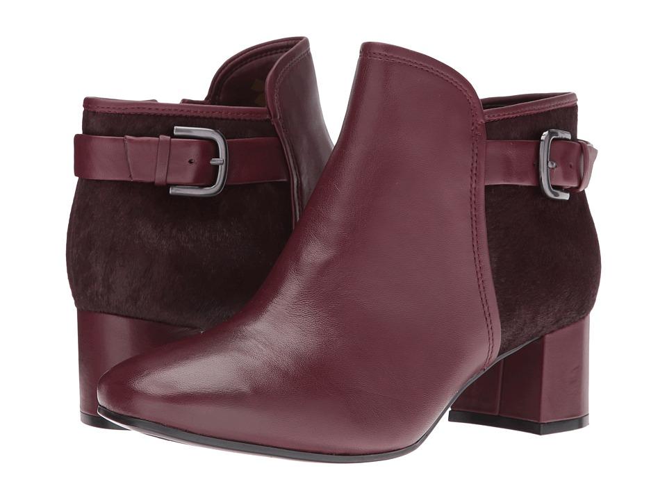 Naturalizer - Nailah (Cordovan) Women's Shoes