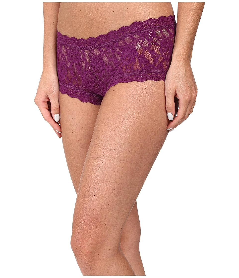 Hanky Panky - Signature Lace Boyshort (Fine Wine) Women's Underwear