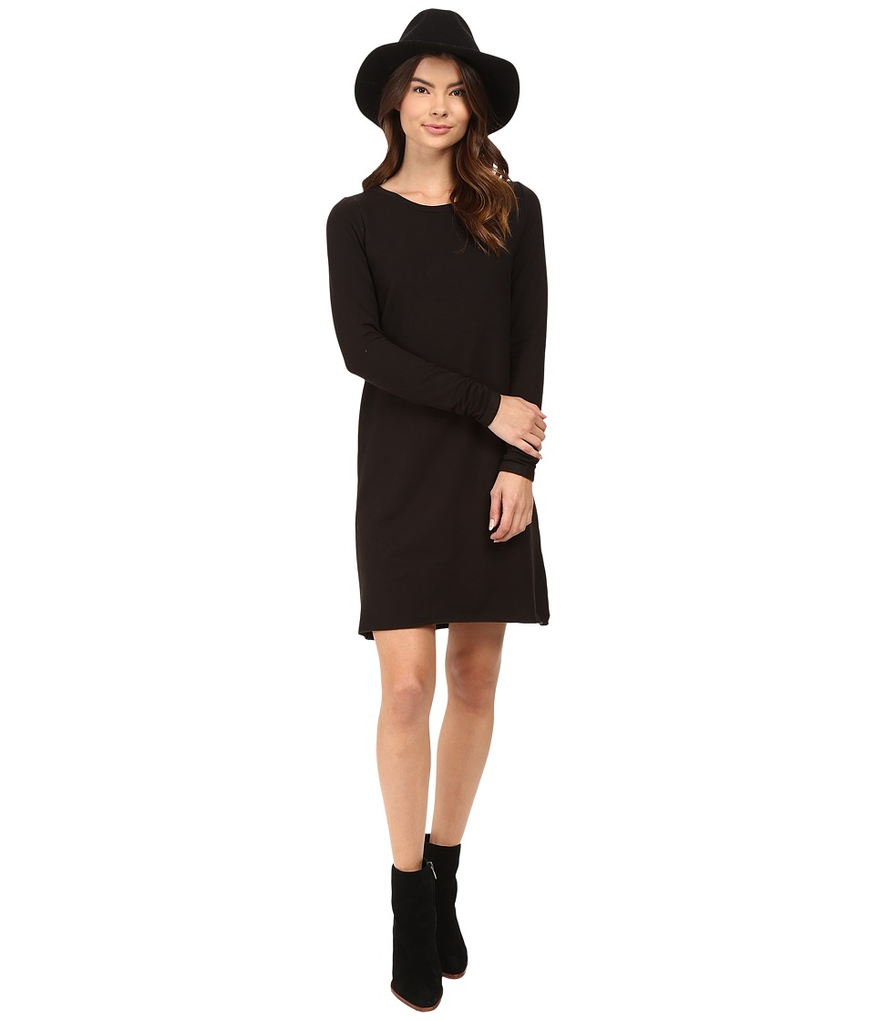 ONLY - Cora Sweater Dress (Black) Women's Dress