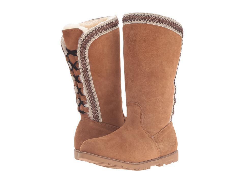 Lamo - Madelyn (Chestnut) Women's Shoes