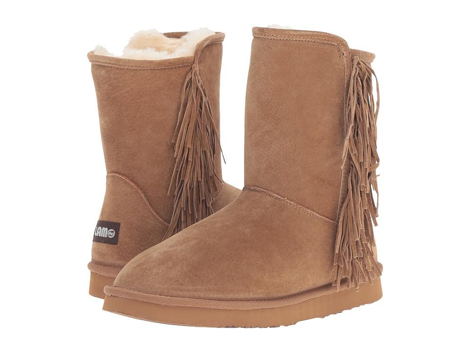 Lamo - Sellas (Chestnut) Women's Shoes