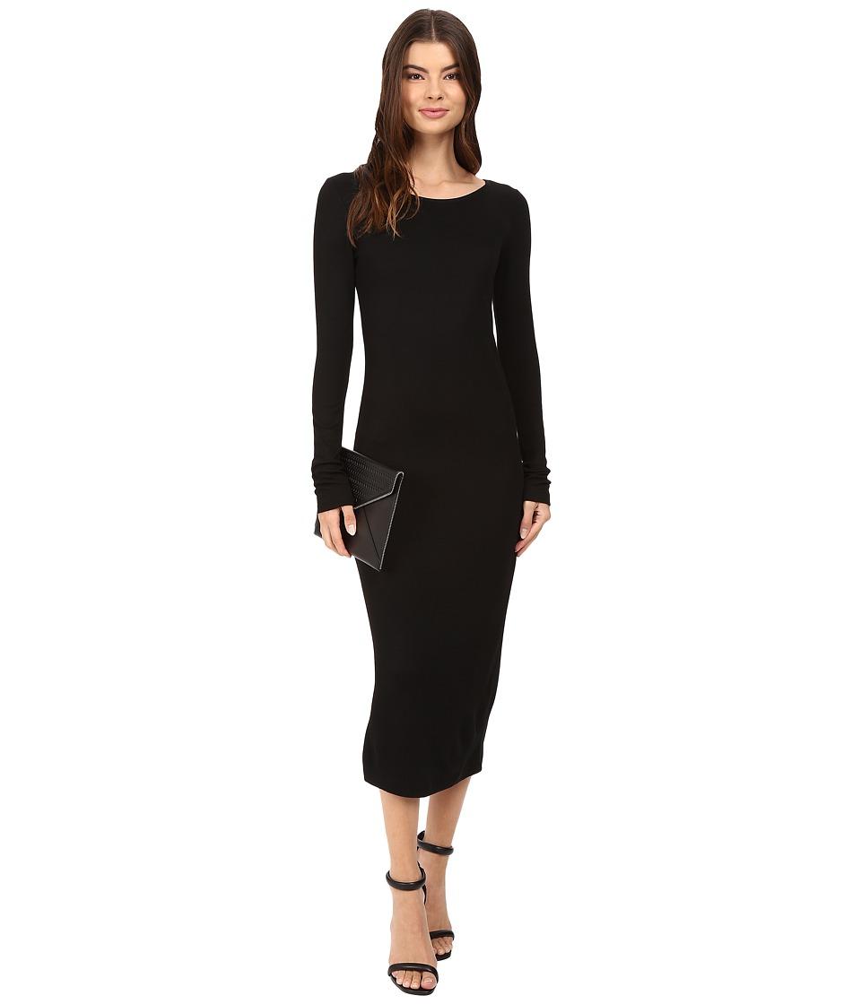 ONLY - New Brooks Calf Dress (Black) Women's Dress