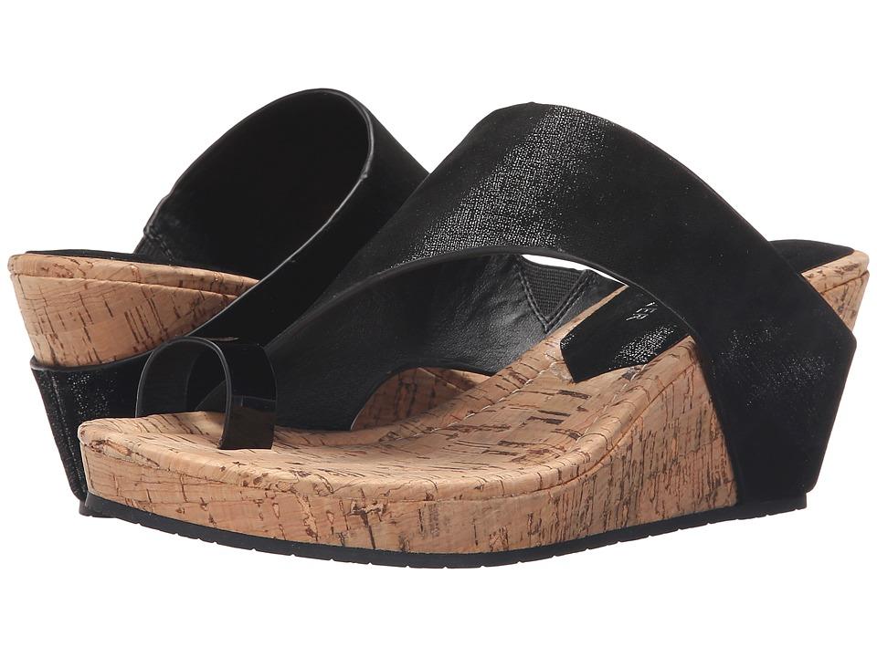 Donald J Pliner - Gille (Black/Black) Women's Shoes