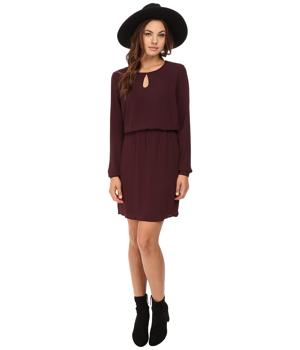 ONLY - Sasha Dress (Fudge) Women's Dress