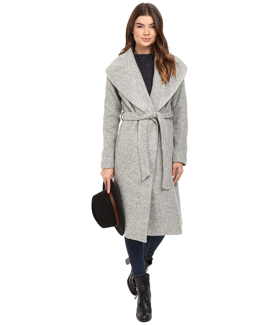 ONLY - New Scoop Drapy Coat (Falcon) Women's Coat