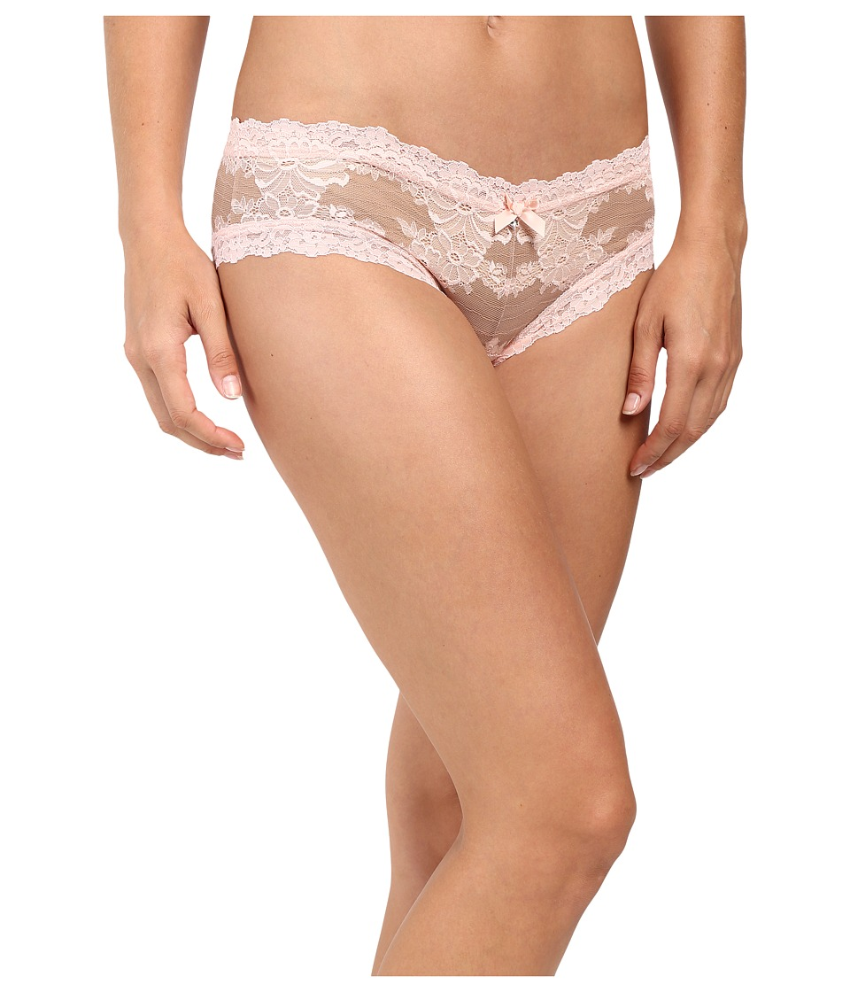 Hanky Panky - Truly Decadent Cheeky Hipster (Champagne/Blush) Women's Underwear