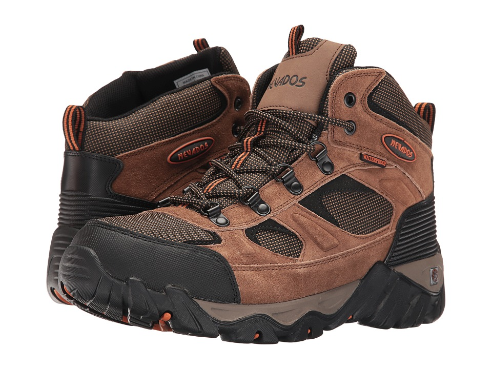 Nevados - Mesa (Brown/Orange/Black) Men's Shoes