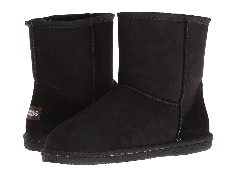 Lamo - 6 Inch Boot (Black) Women's Boots