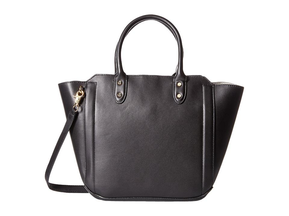 Ivanka Trump - Tribeca Solutions Satchel (Black) Satchel Handbags