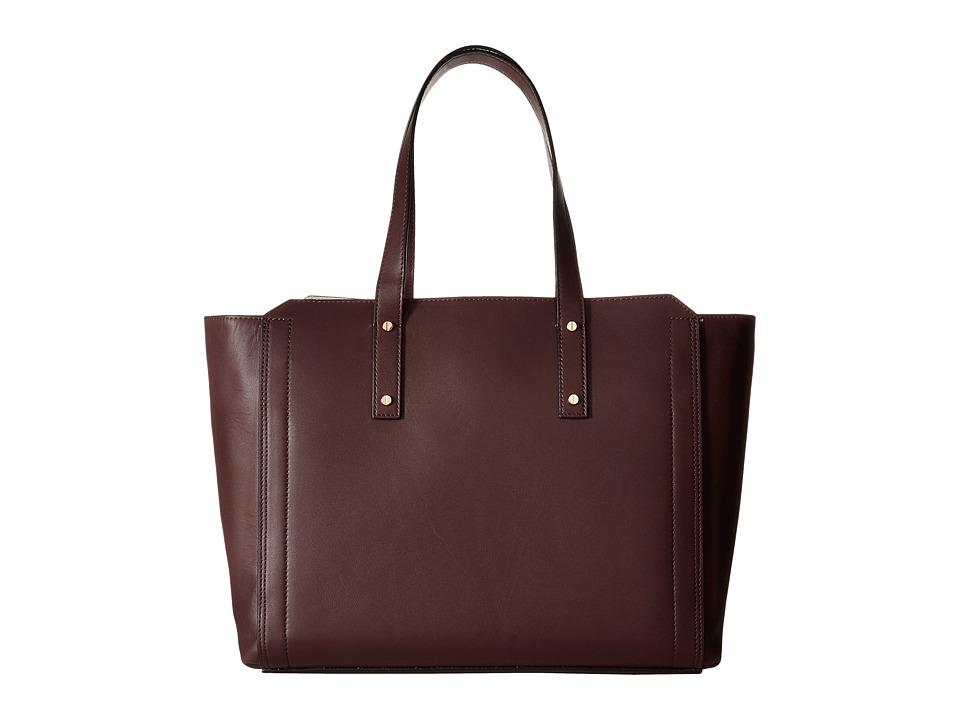 Ivanka Trump - Soho Solutions Work Tote (Garnet) Tote Handbags