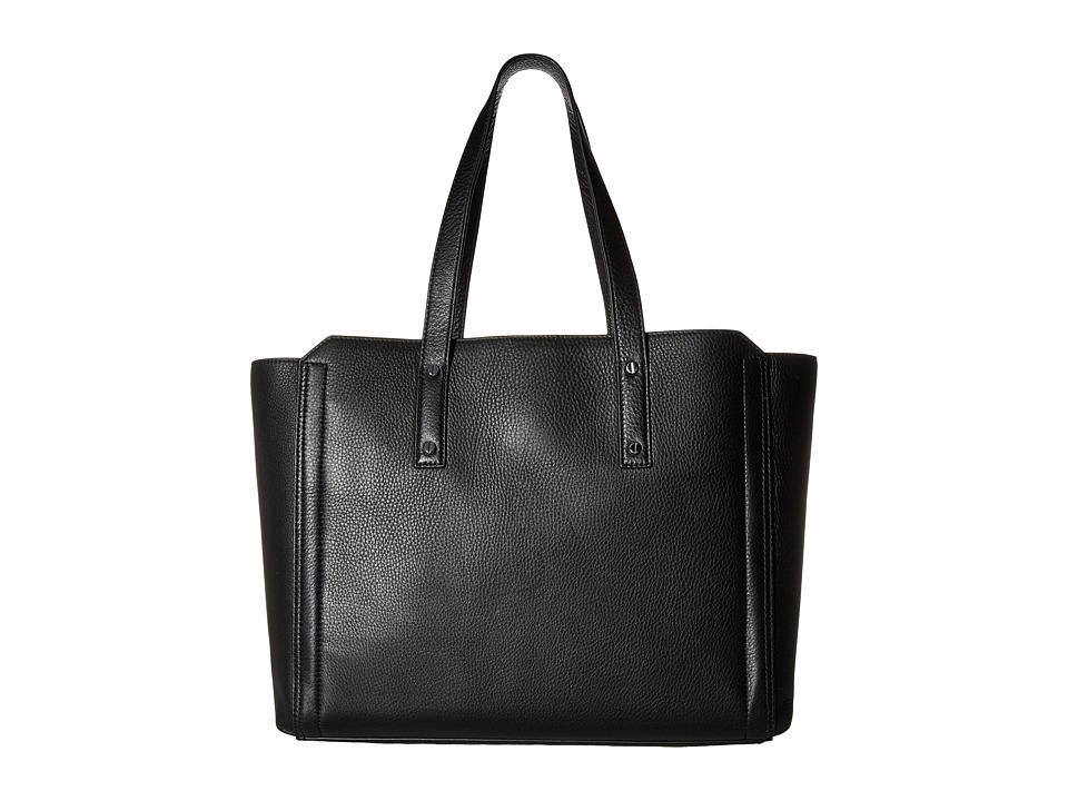 Ivanka Trump - Soho Solutions Work Tote (Black Pebble) Tote Handbags