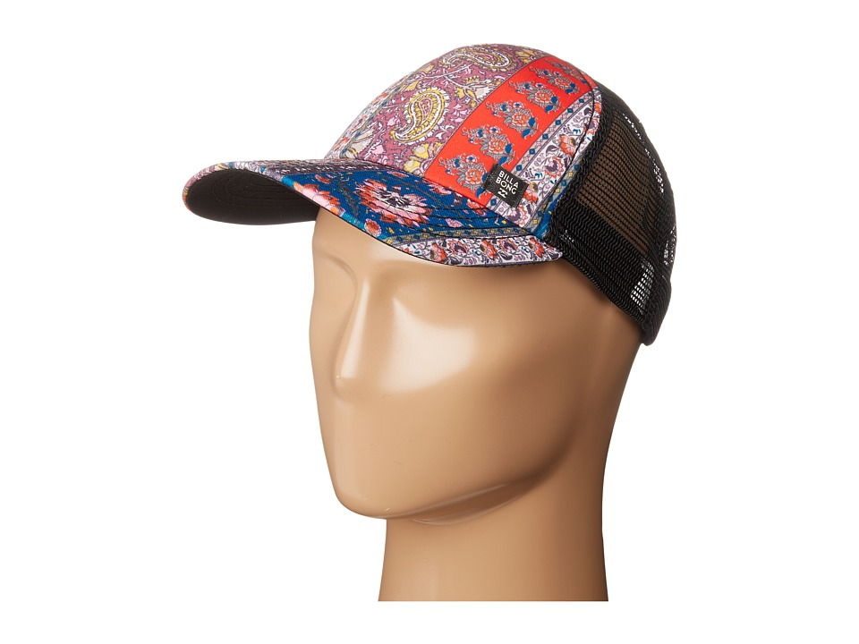 Billabong - Heritage Mashup Hat (Off-Black) Baseball Caps
