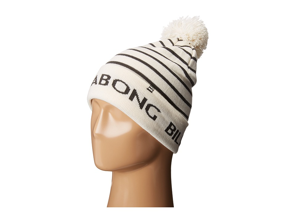Billabong - Cali Love Beanie (Black/White) Beanies