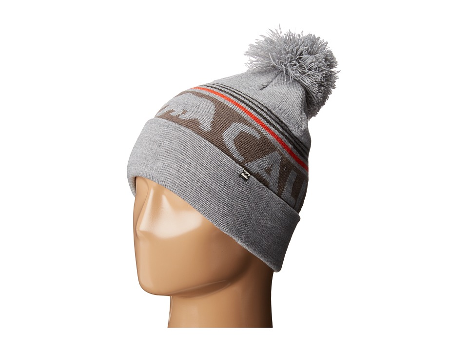 Billabong - Cali Love Beanie (Dark Athletic Grey) Beanies