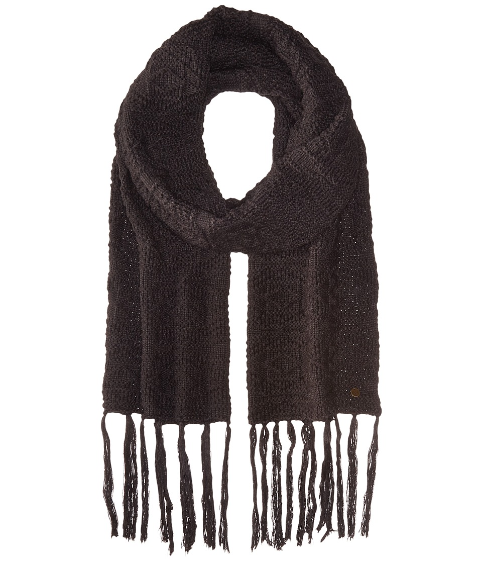 Billabong - Cozy Coast Scarf (Off-Black) Scarves