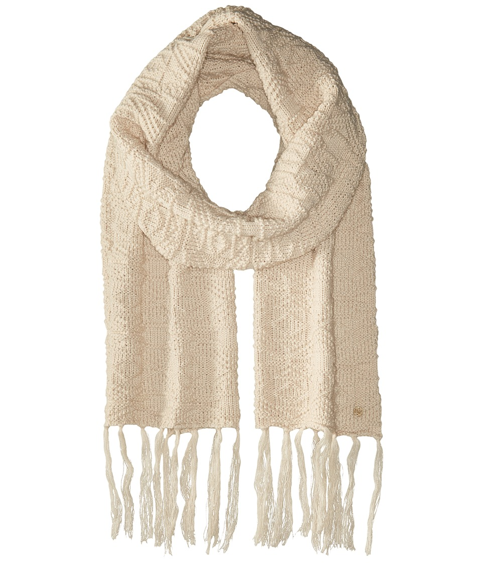 Billabong - Cozy Coast Scarf (White Cap) Scarves