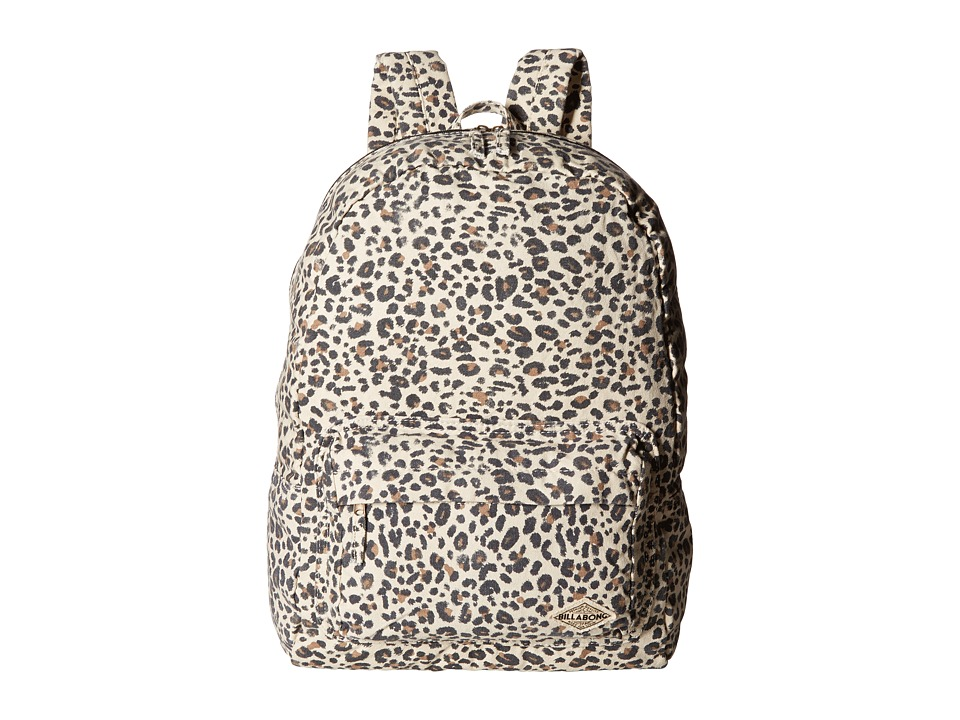 Billabong - Hand Over Love Backpack (Cheetah) Backpack Bags