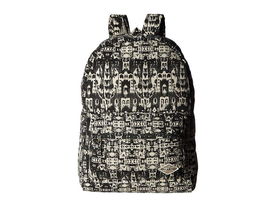 Billabong - Hand Over Love Backpack (Distressed Black) Backpack Bags