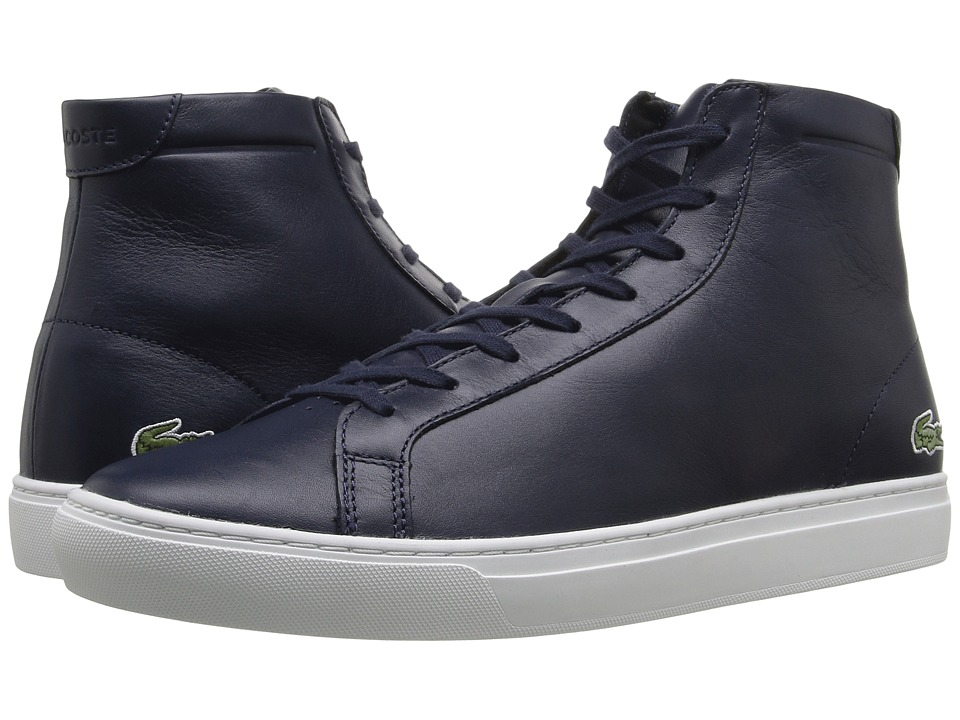 Lacoste L.12.12 Mid 316 1 (Navy) Men