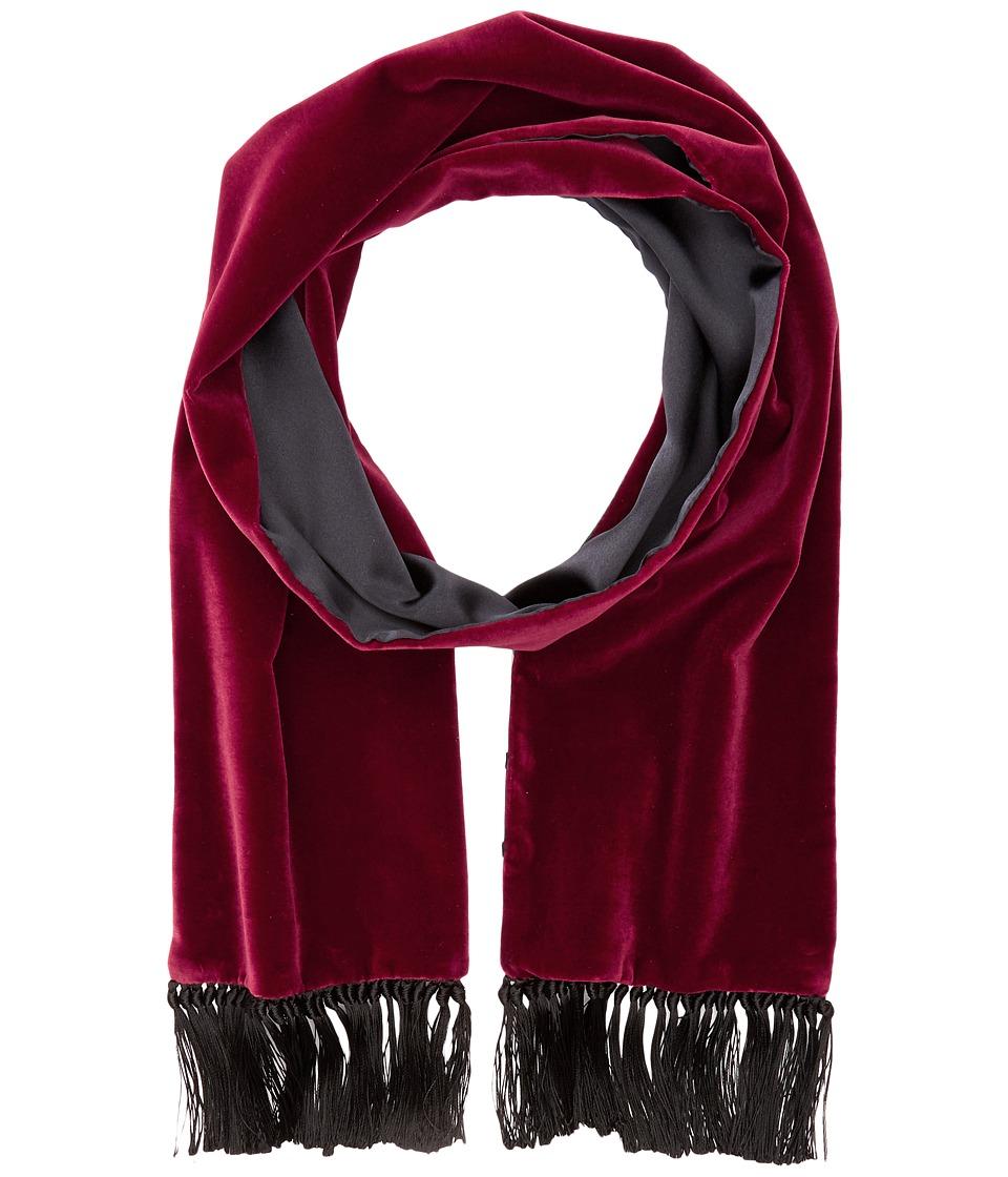 Dolce & Gabbana - GQ209EFUWBN (Burgundy) Scarves