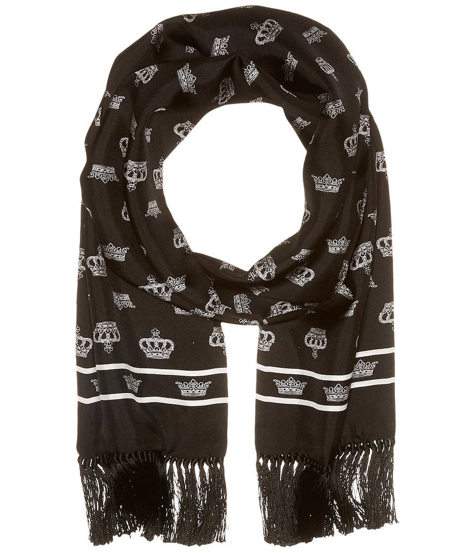Dolce & Gabbana - GQ214EG0SPM (Navy) Scarves