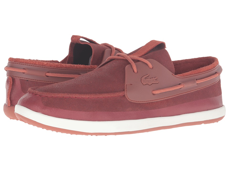 Lacoste L.Andsailing 316 2 (Dark Red) Men
