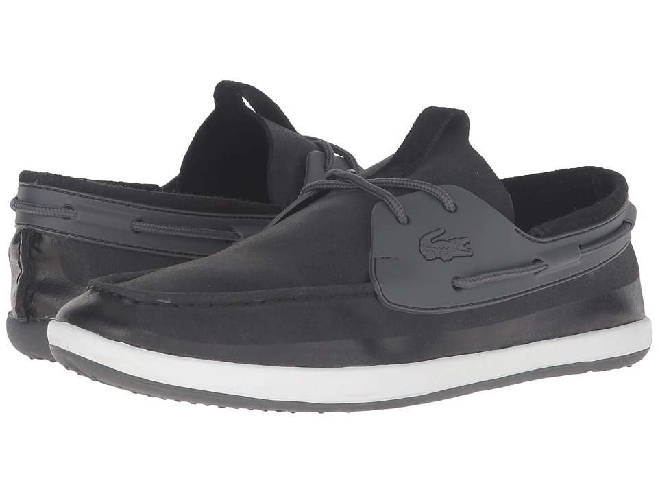 Lacoste - L.Andsailing 316 2 (Black) Men's Shoes