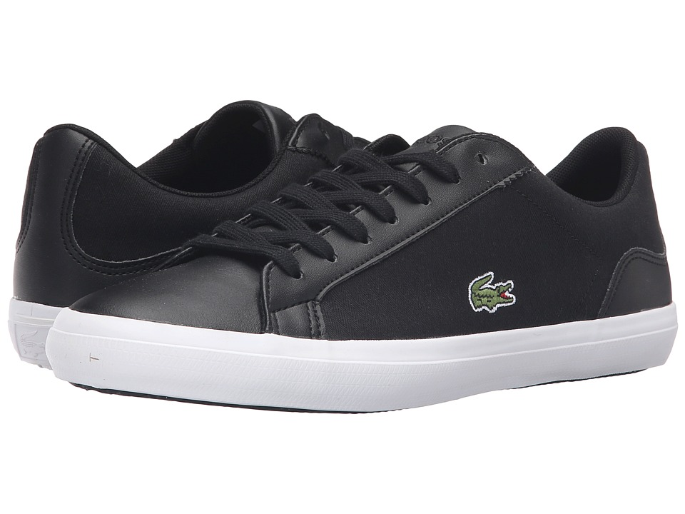 Lacoste - Lerond 316 1 (Black) Men's Shoes