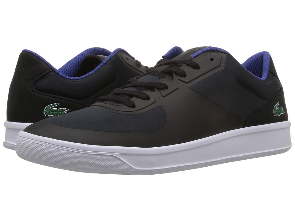 Lacoste - LS.12 Evo 316 1 (Black) Men's Shoes