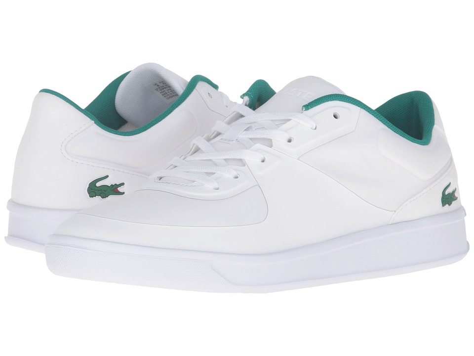 Lacoste - LS.12 Evo 316 1 (White) Men's Shoes