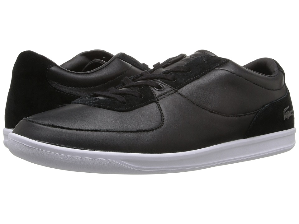 Lacoste LS.12-Minimal 316 1 Black Mens Shoes