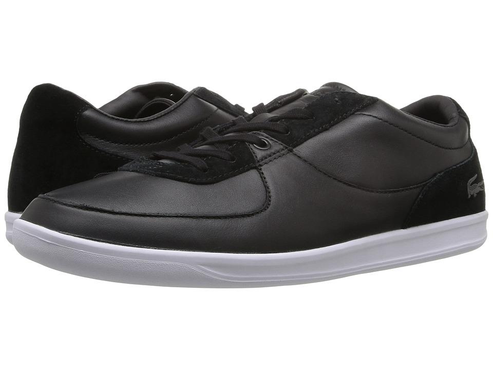 Lacoste - LS.12-Minimal 316 1 (Black) Men's Shoes