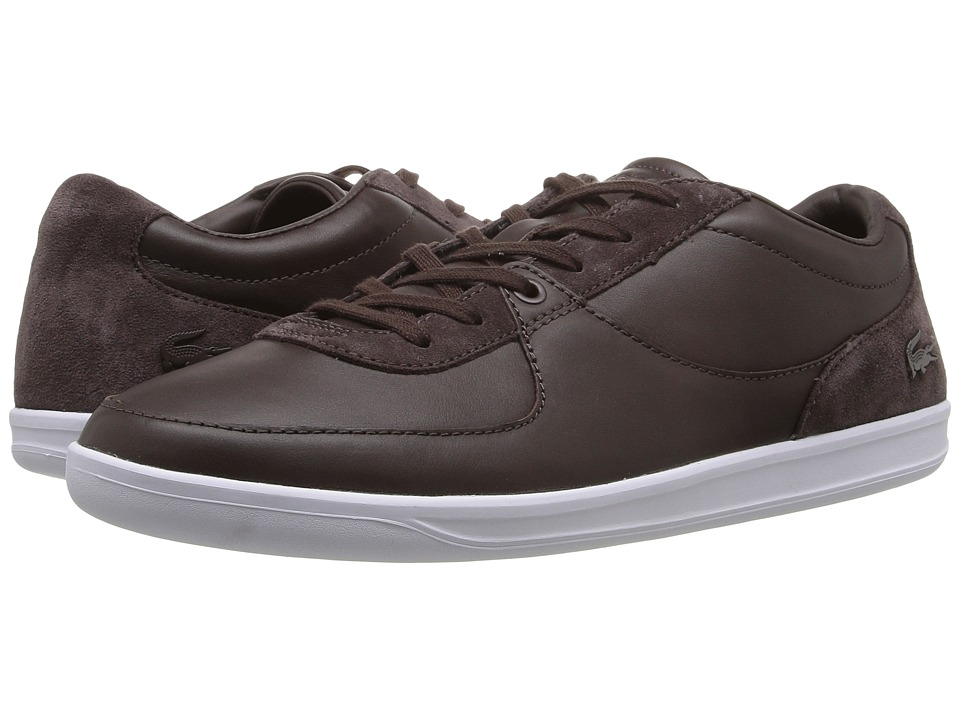 Lacoste - LS.12-Minimal 316 1 (Dark Brown) Men's Shoes