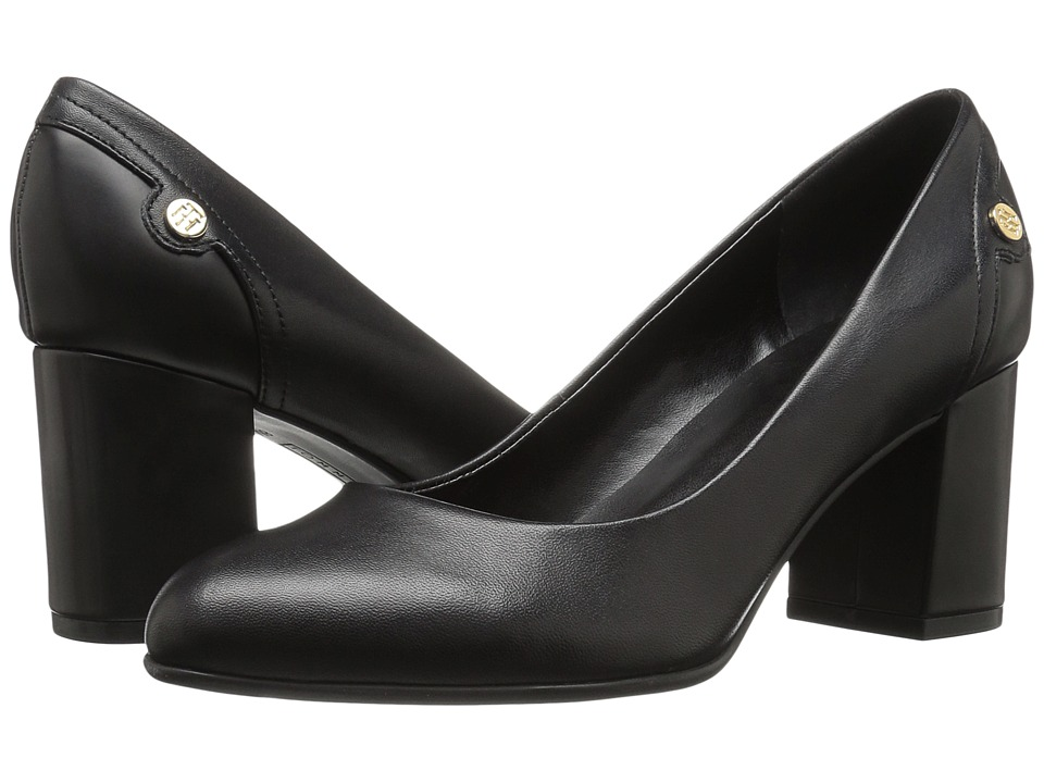 Tommy Hilfiger - Genesis (Black) Women's Shoes