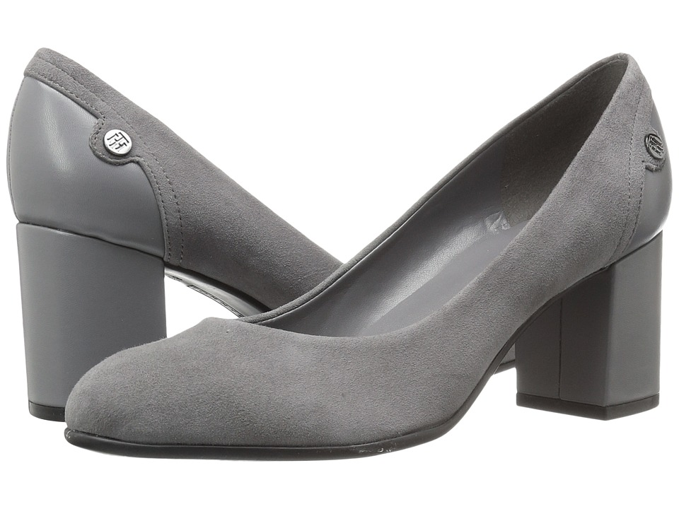 Tommy Hilfiger - Genesis (Grey) Women's Shoes