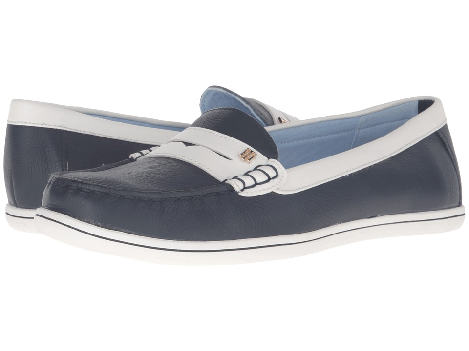 Tommy Hilfiger - Butter4 (Marine/White) Women's Shoes