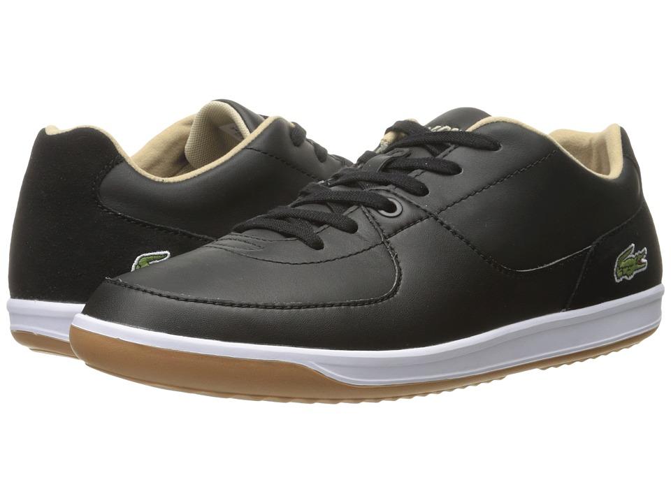Lacoste - LS.12-Minimal Ripple 316 1 (Black) Men's Shoes