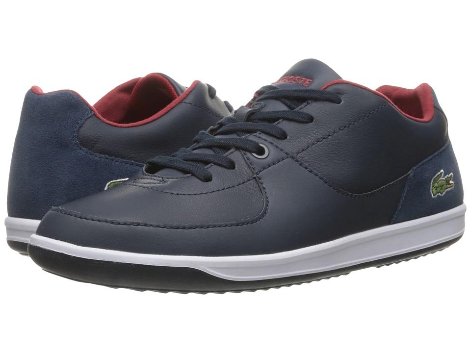Lacoste LS.12-Minimal Ripple 316 1 (Navy) Men's Shoes