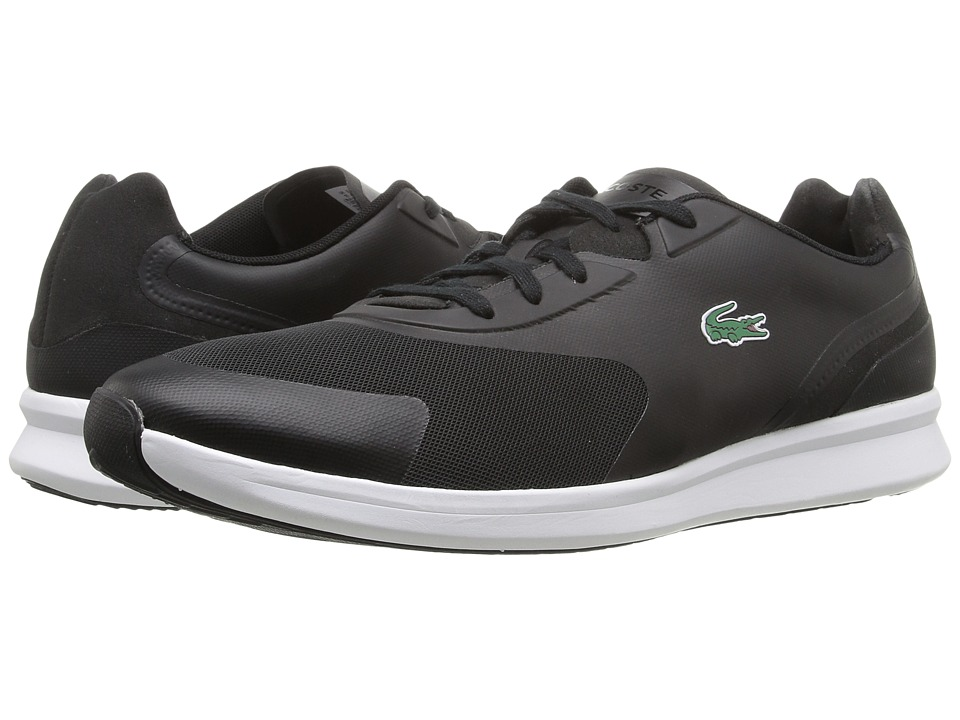 Lacoste - LTR.01 316 1 (Black) Men's Shoes